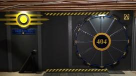 Поклонник Fallout установил в комнате дверь-шестеренку из Убежища