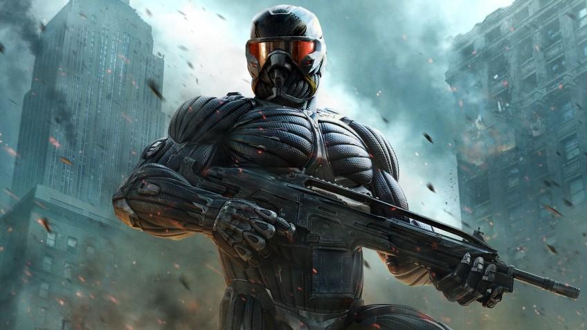 «Получаем данные»: внезапный тизер по Crysis