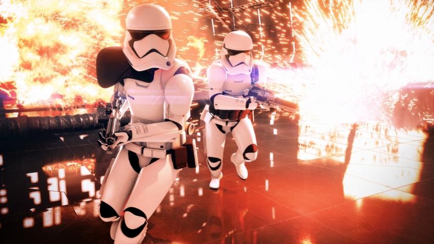 Star Wars Battlefront I, II, III: Авторы Star Wars Battlefront 2 рассказали, почему посвятили кампанию Империи