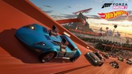 В Forza Horizon3 появятся машинки и трассы из Hot Wheels
