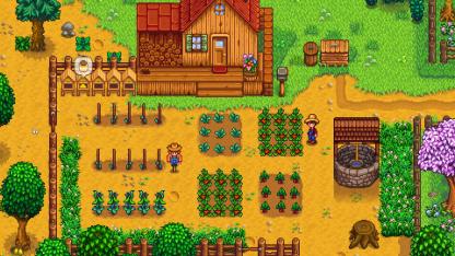 Создатель Stardew Valley сфокусировался на новой игре со схожим визуальным стилем