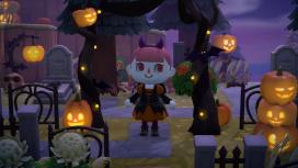 Nintendo анонсировала хэллоуинское обновление для Animal Crossing: New Horizons