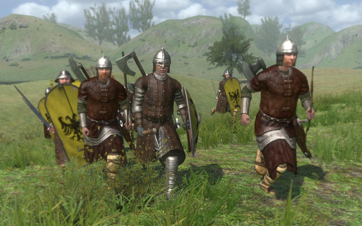 Mount & Blade: Warband выйдет на PS4 и Xbox One через неделю
