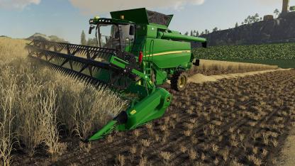 К Farming Simulator 19 выпустят бесплатное дополнение Precision Farming
