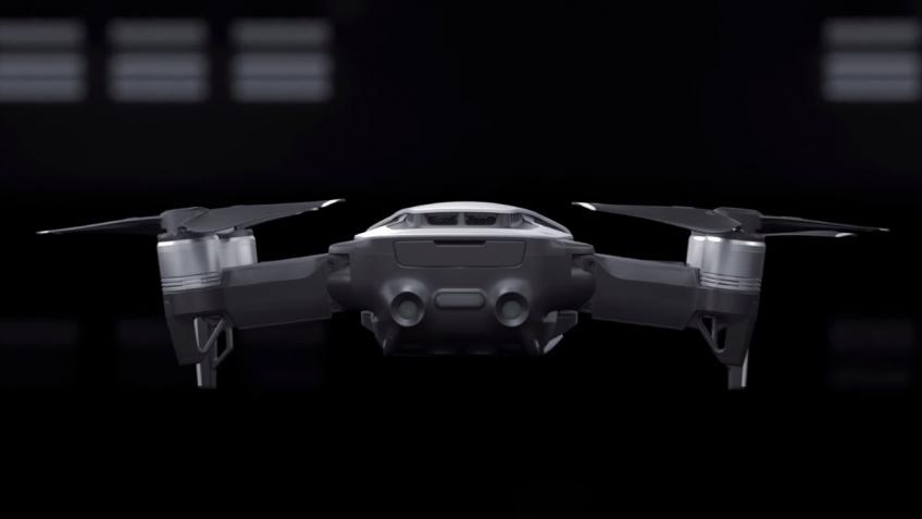 Mavic air модификации запасные части для дрона mavic pro