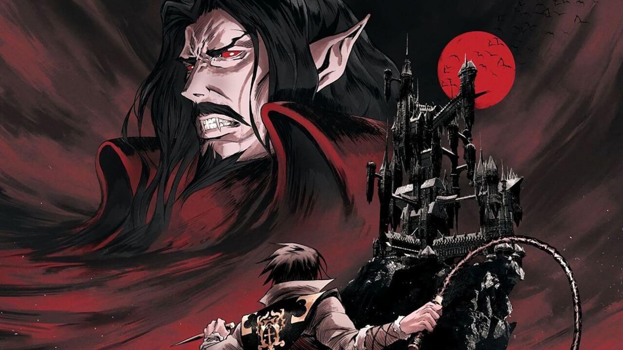 Появились первые кадры четвёртого сезона Castlevania