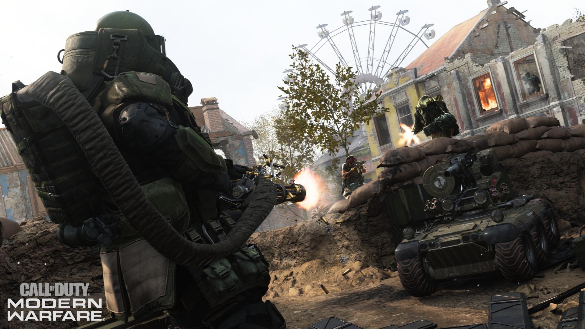 Activision представила новый мультиплеерный трейлер Call of Duty: Modern Warfare