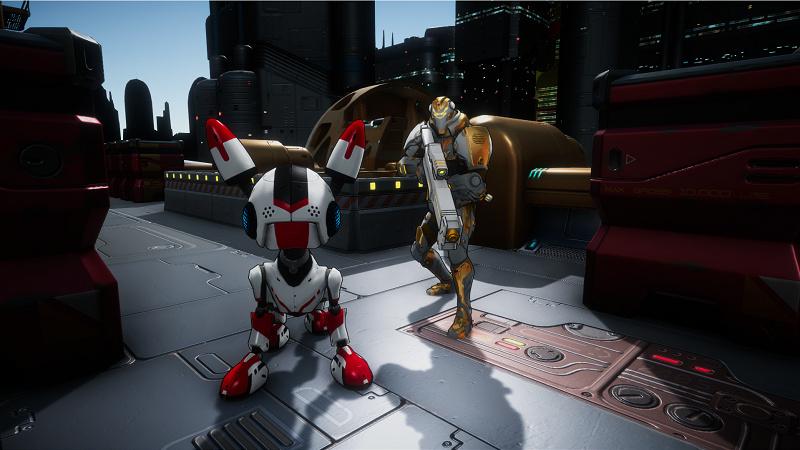 В Atlas Rogues появились новые фрилансеры и общий инвентарь