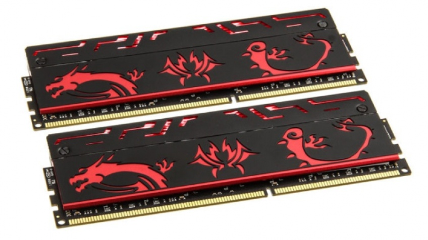 Avexir выпустила оперативную память Blitz 1.1 Red Dragon