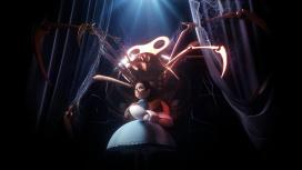 Девочка и мишка ведут следствие в Tandem: A Tale of Shadows