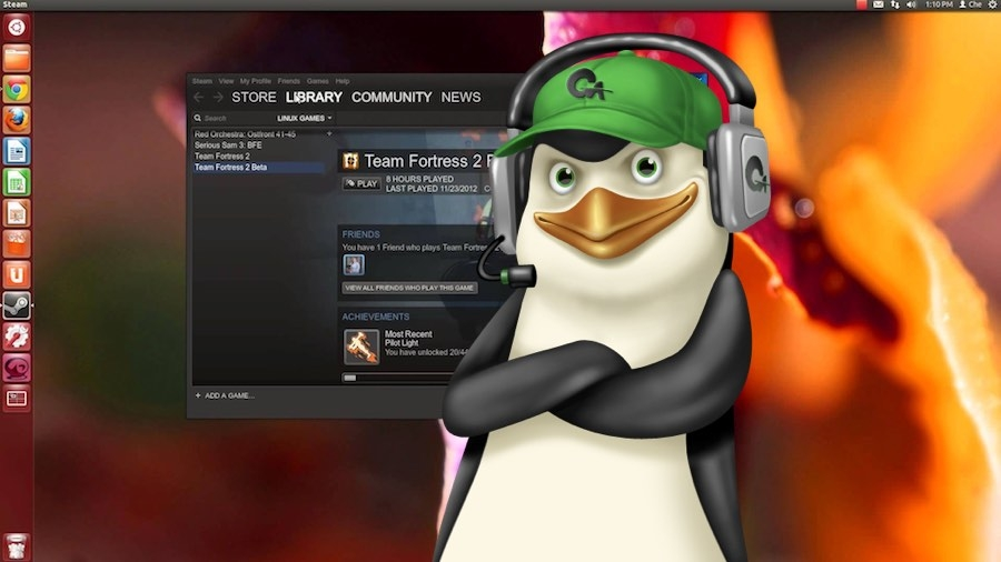Обновился оптимизатор производительности игр в Linux