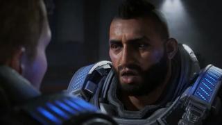 Разработчики Gears5 представили нового персонажа игры — Фаза