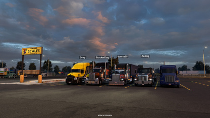 «Конвой» на днях появится в Euro Truck Simulator2 и American Truck Simulator