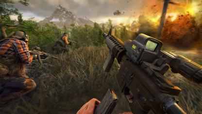 Ubisoft анонсировала Ghost Recon Frontline, и это королевская битва