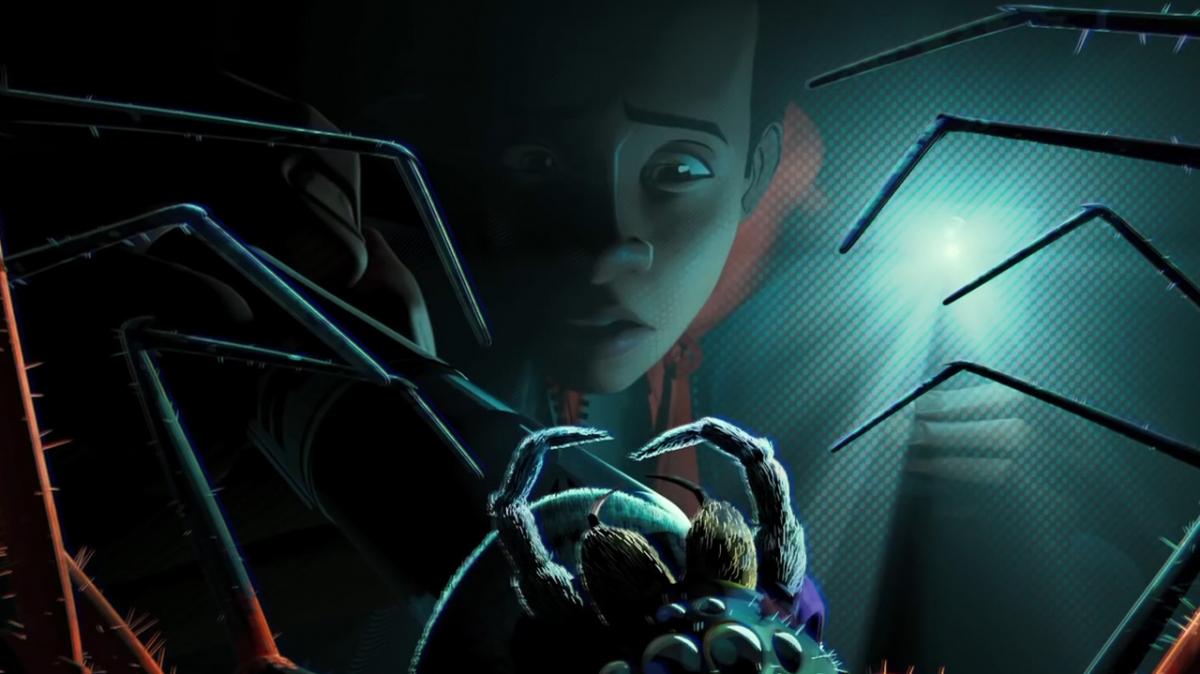 Вышел второй трейлер мультфильма «Человек-паук: Через вселенные»
