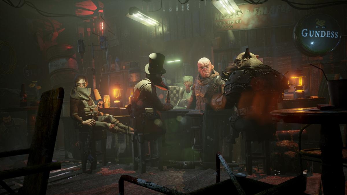 Funcom анонсировала Mutant Year Zero: Road to Eden — нечто среднее между XCOM и Fallout