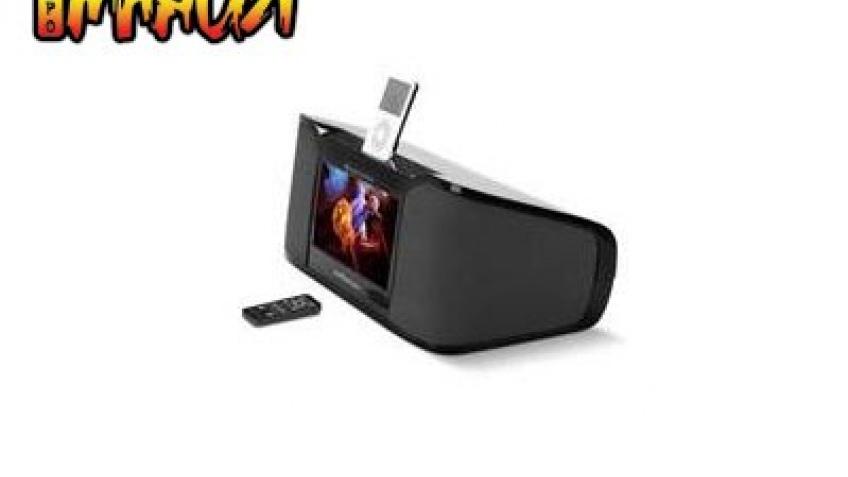 Мини-театр для iPod