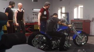 Сделай сам железного коня: PlayWay анонсировала Motor Mechanic