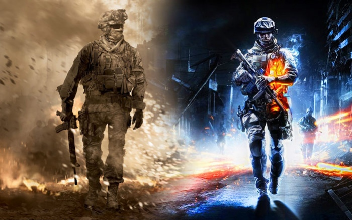 Battlefield3 хочет испортить релиз Call of Duty?