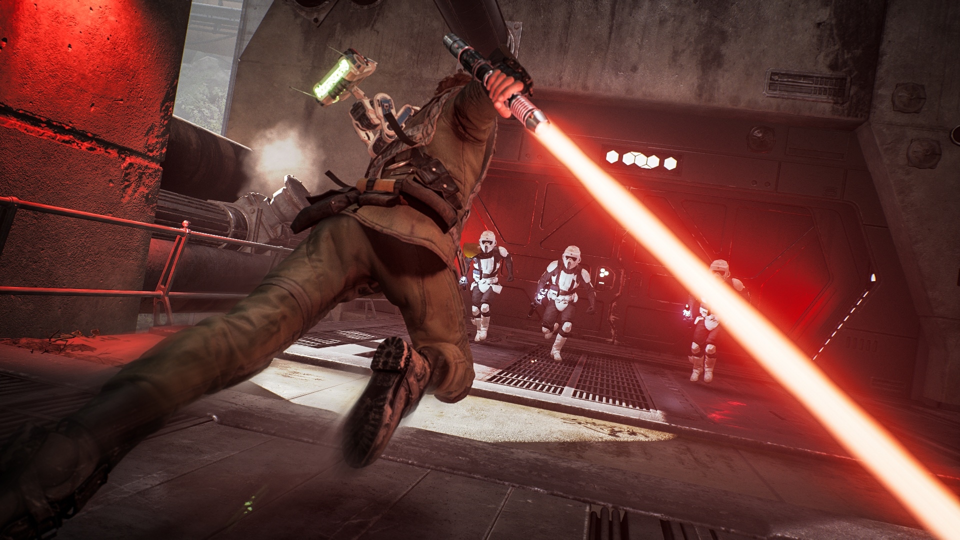 Respawn задумывалась о переносе Star Wars Jedi: Fallen Order для полировки