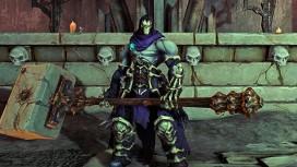 1/5 контента Darksiders 2 не попадет в финальную версию игры