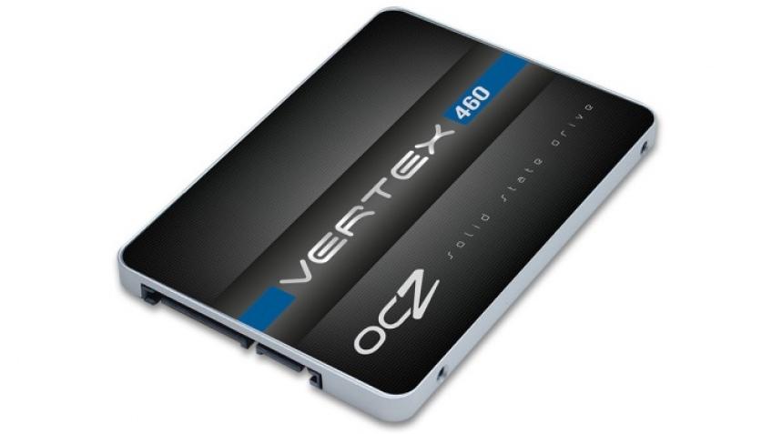 OCZ представила твердотельные накопители Vertex 460 SSD Series