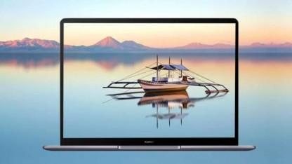 Новый лэптоп Huawei MateBook оснащён сенсорным экраном и NFC