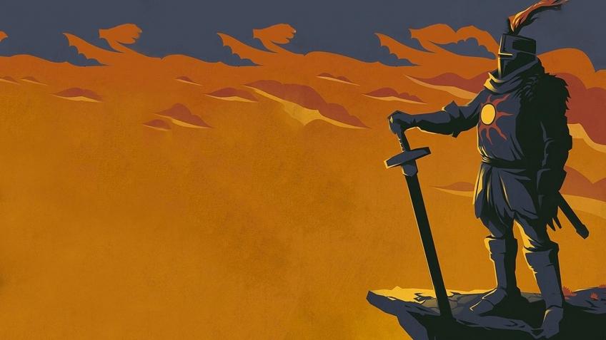 На обложке Dark Souls Remastered обнаружили «легендарную отсылку»