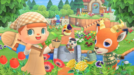 Гран-при Japan Game Awards 2020 получила Animal Crossing: New Horizons