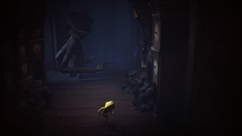 В новом ролике Little Nightmares героиня играет в кошки-мышки