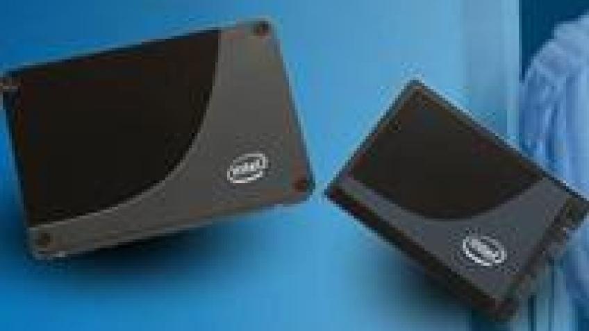Intel снижает цену SSD