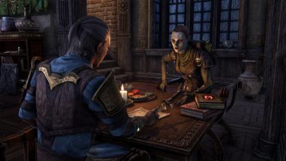 The Elder Scrolls Online: Blackwood позволит игрокам завести спутников
