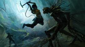 Перезапуск Tomb Raider хотели сделать хоррором — геймплей ранней версии