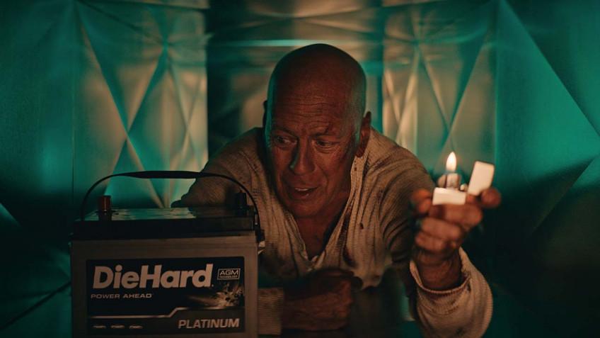 Брюс Уиллис снова сыграл Крепкого орешка — но лишь в рекламе