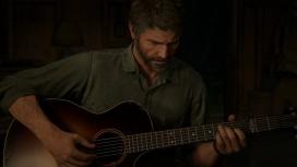 Утечка: геймплей The Last of Us: Part II, где геймер играет на гитаре