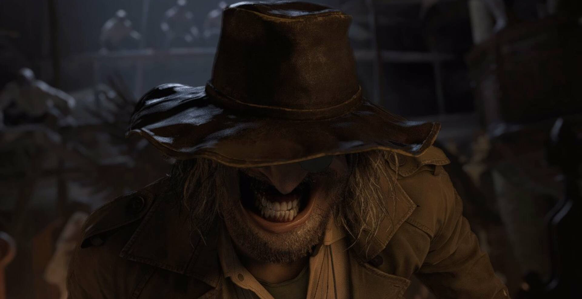 Моддер растянул анимации лиц персонажей Resident Evil Village на 400%