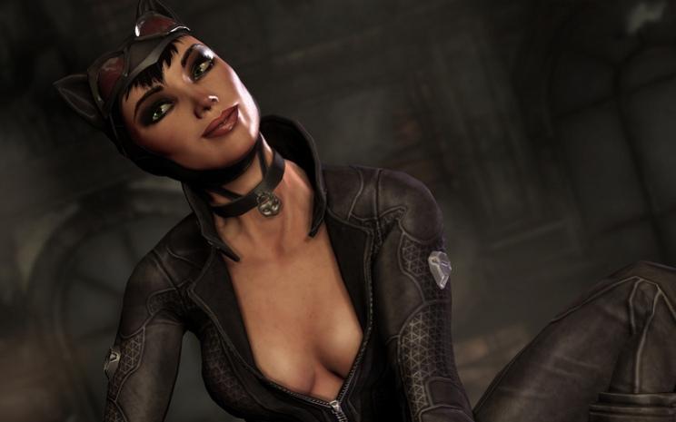 Изучена демка Batman: Arkham City