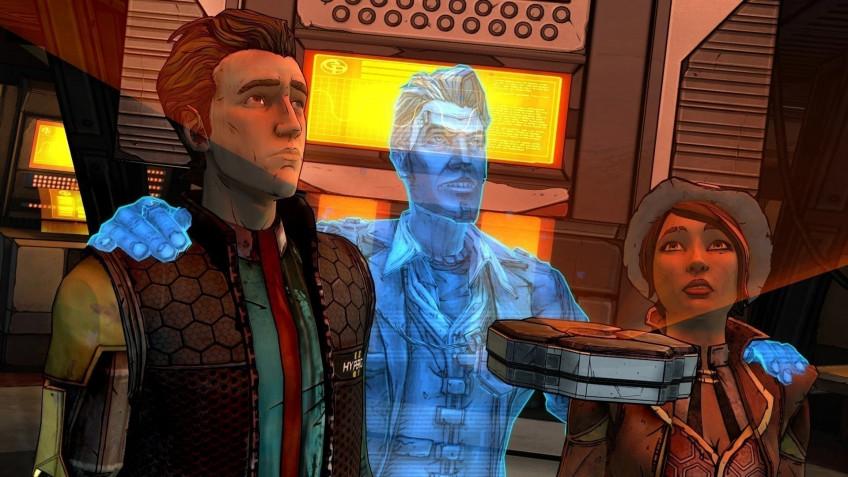 Главу Atlas в экранизации Borderlands сыграет Эдгар Рамирес