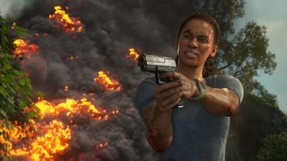 Sony показала 9 минут геймплея Uncharted: The Lost Legacy