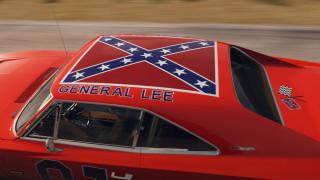 За флаги Конфедерации в Forza будут банить
