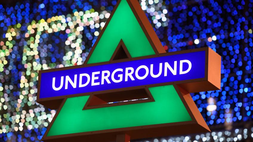Sony переименовала станции лондонского метро в честь выхода PS5