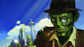 В Epic Games Storeстартовала раздача Stubbs the Zombie in Rebel Without a Pulse