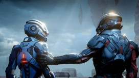Mass Effect: Andromeda получила патч для Xbox One X