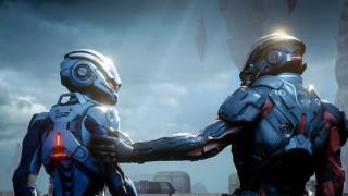 Mass Effect: Andromeda получила патч для Xbox One X