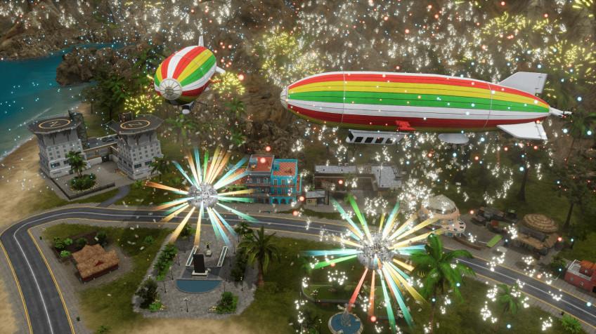 Для Tropico 6 готовят DLC «Фестиваль»1