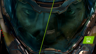 В Doom Eternal появилась трассировка лучей и режим 120 fps