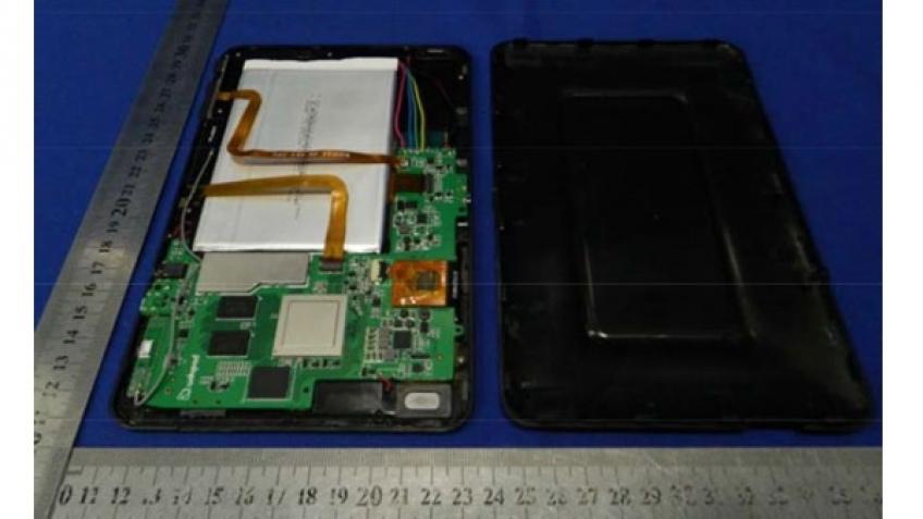 Игровой планшет WikiPad замечен на сайте FCC