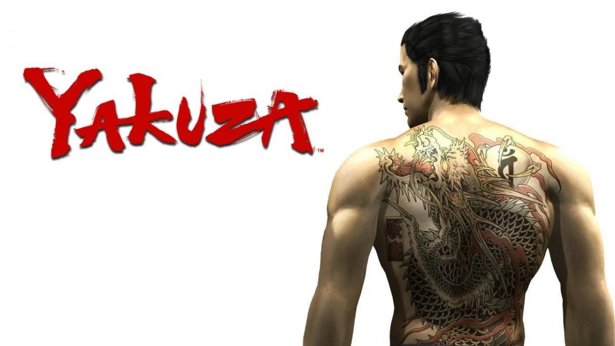 SEGA готовит новость о следующей Yakuza