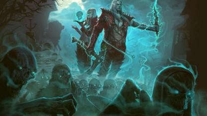 Стрим Diablo 3: Rise of the Necromancer с участием Стаса Давыдова и других известных блогеров