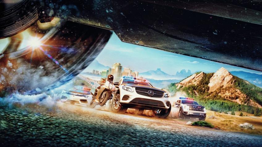 Гоночная аркада про катера, машины и самолёты The Crew2 выйдет в конце июня